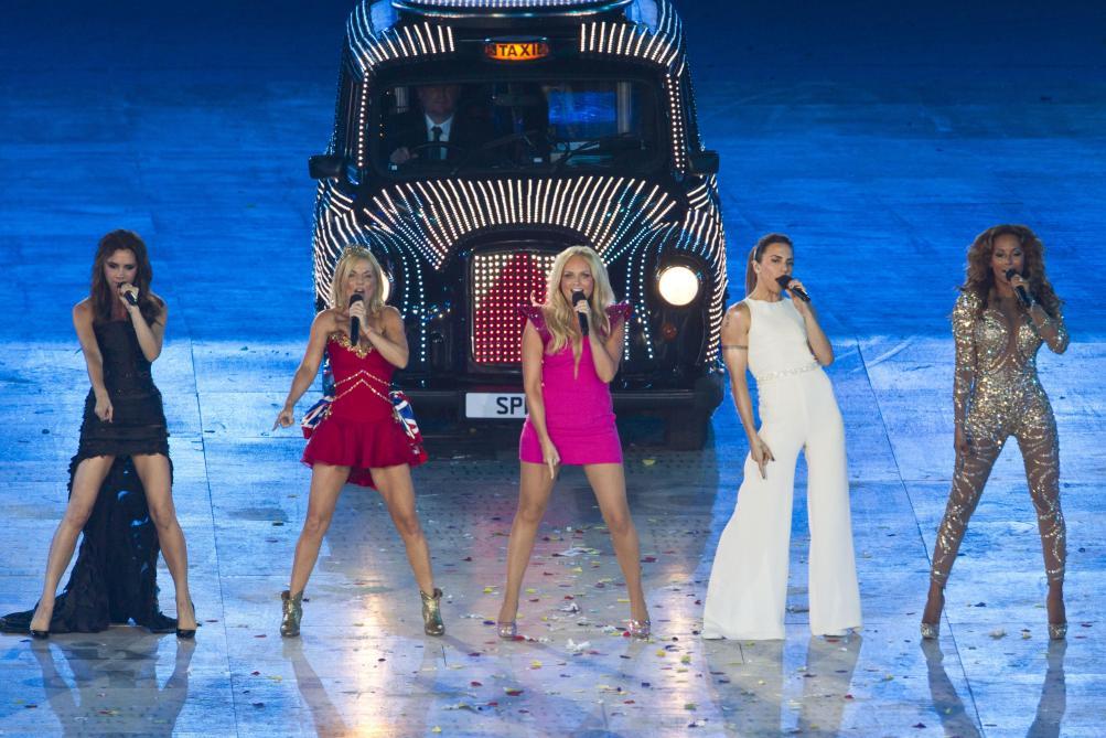 Un film d'animation sur les Spice Girls en préparation