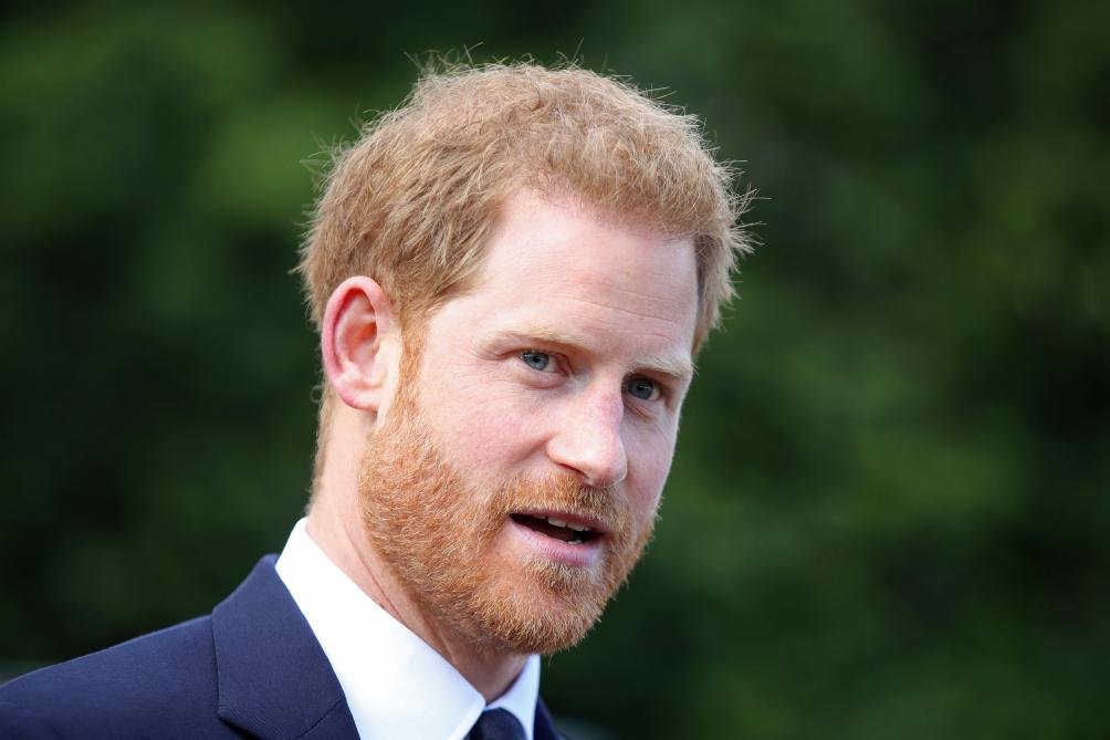 Un étudiant qui avait menacé le prince Harry est condamné à 4 ans de prison