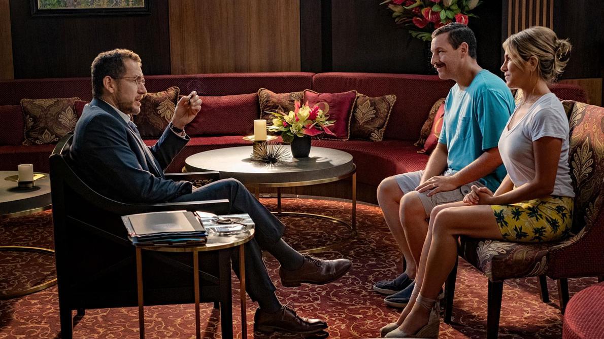 Dany Boon: «Jennifer Aniston nous préparait des jus frais sur le tournage!»