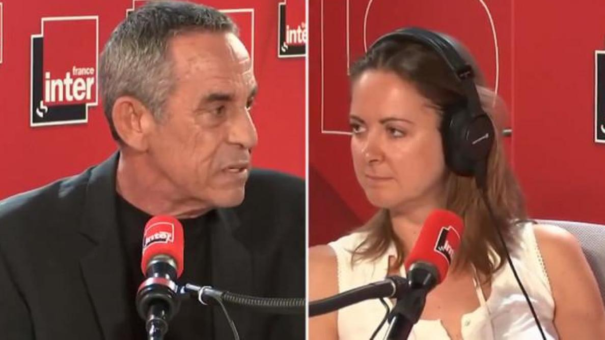 Thierry Ardisson répond aux critiques de Charline Vanhoenacker sur France Inter