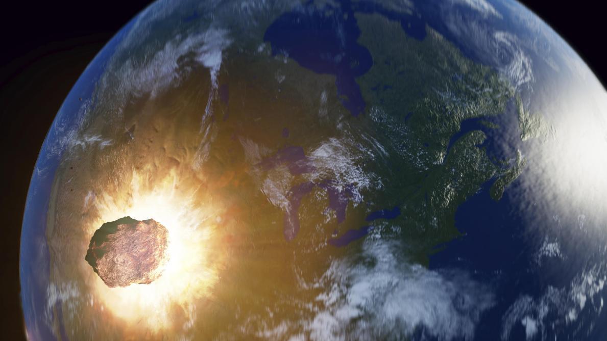 Un astéroïde «potentiellement dangereux» risque de frôler la Terre cette nuit