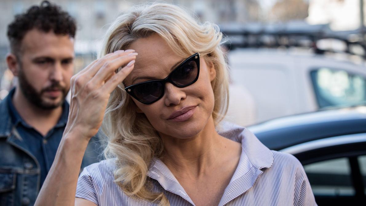 Pamela Anderson, ce post intrigue les internautes