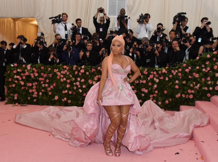 Sous pression, Nicki Minaj renonce à un concert