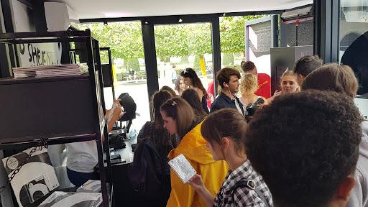 Un Pop Up Store Ed Sheeran débarque à Paris