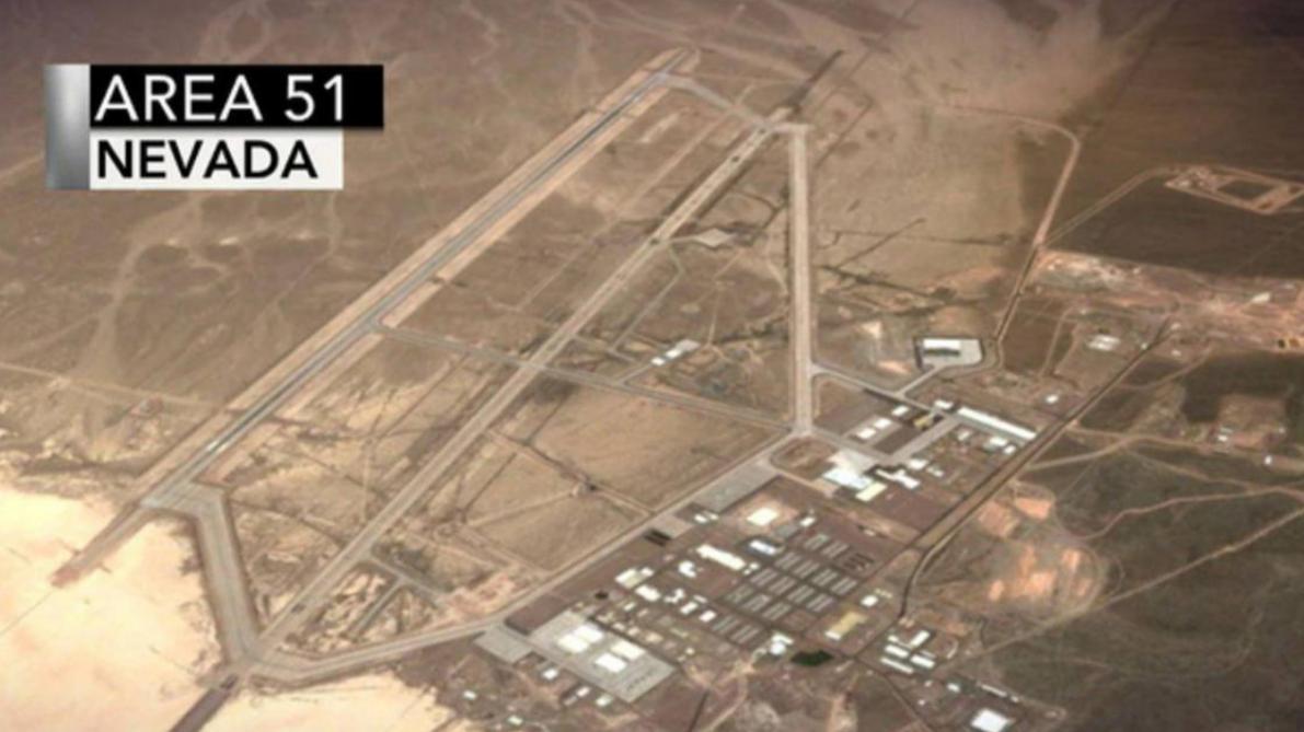 400.000 américains veulent forcer l'entrée de la Zone 51 — Vie extraterrestre
