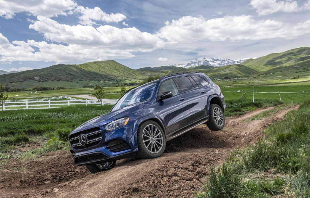 Mercedes GLS : classe S en mode SUV (vidéo)