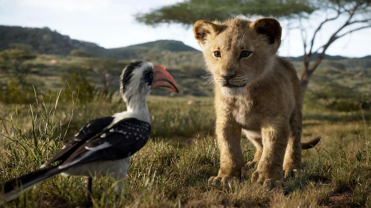 Walt disney company (holding) : 'Le roi lion' en tête du box-office