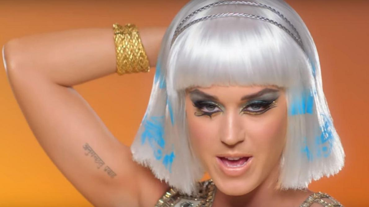 Katy Perry condamnée pour plagiat pour son tube Dark Horse