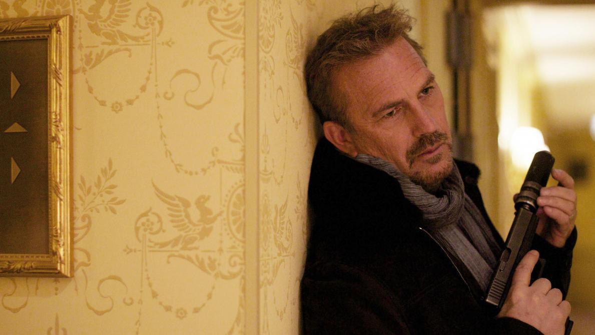 «3 Days to Kill»: traque à Paris pour Kevin Costner