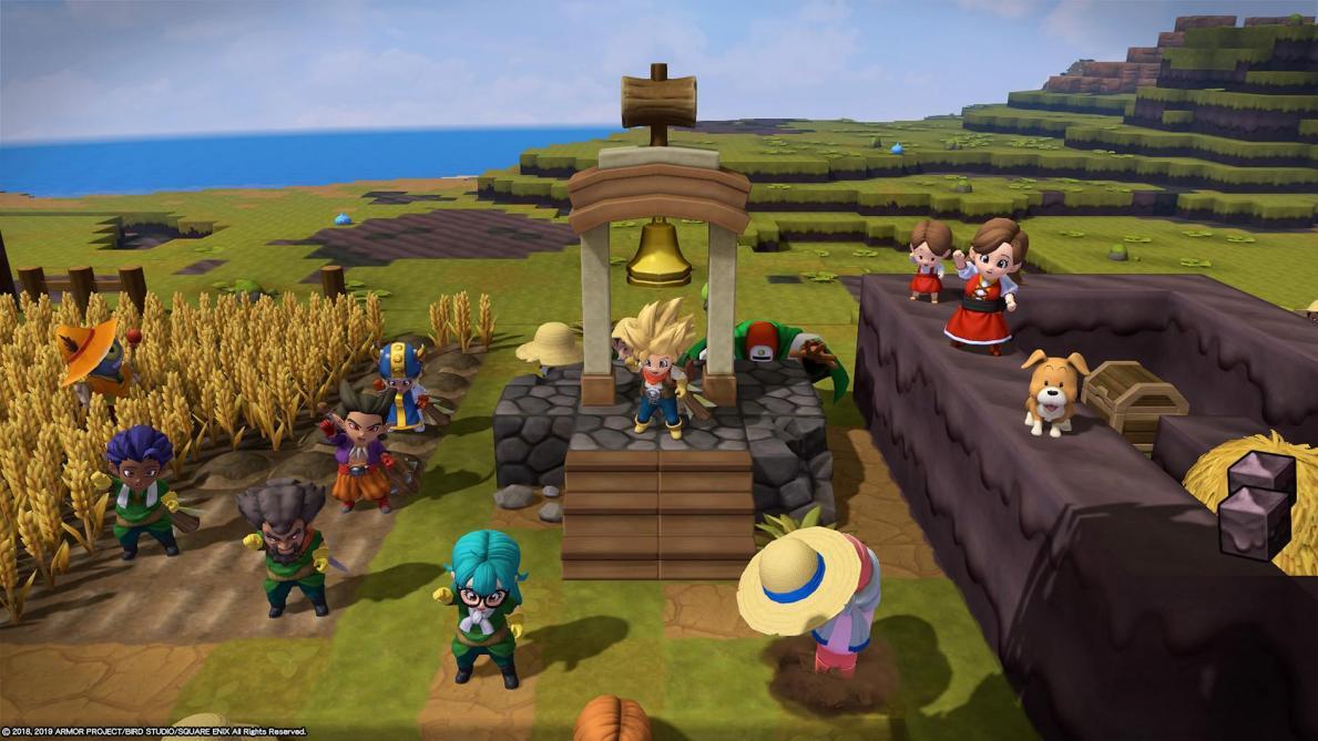 «Dragon Quest Builders 2»: on frôle la perfection!