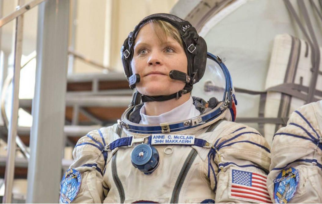 Une astronaute accusée d'avoir commis le premier délit dans l'espace