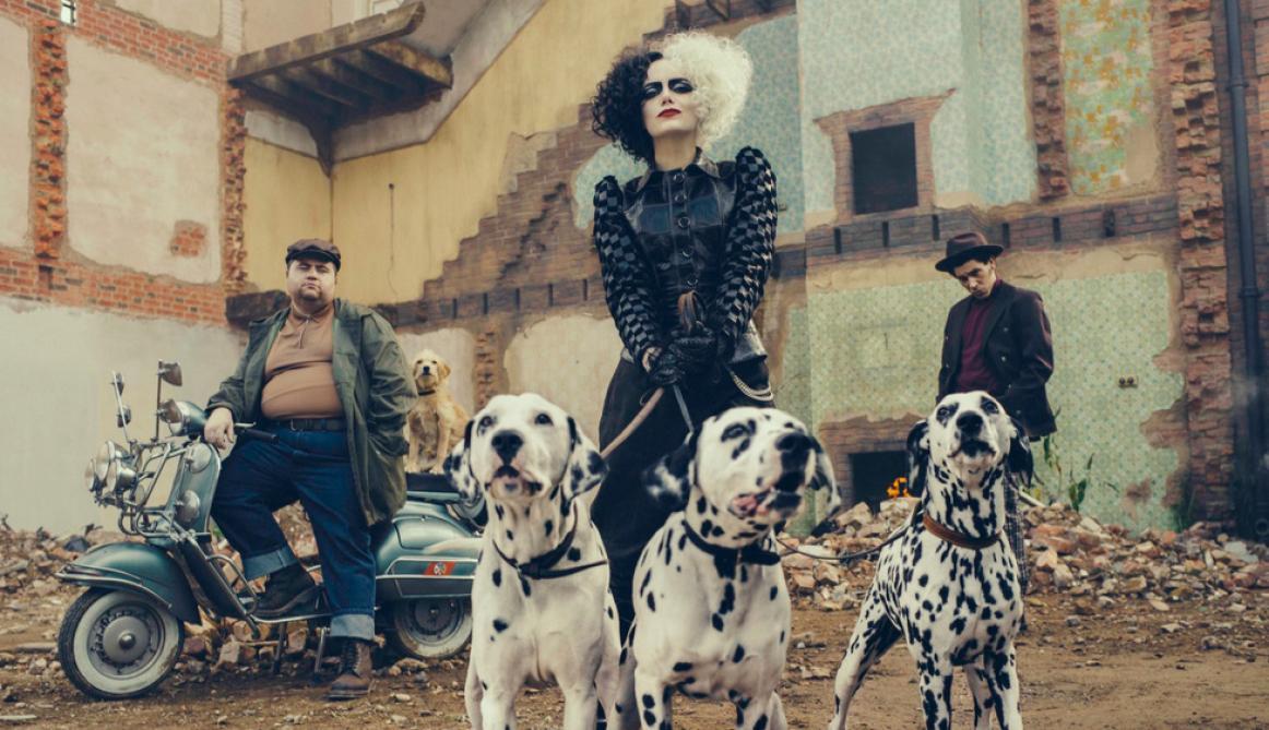 Incarnée par Emma Stone, Cruella D'Enfer n'a jamais été aussi punk