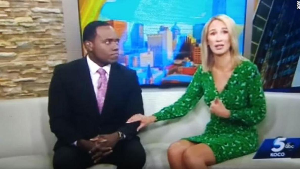 Une présentatrice américaine désolée d'avoir comparé son collègue noir à un gorille