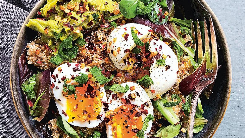 La recette à tester: un green bowl pour les jours chauds