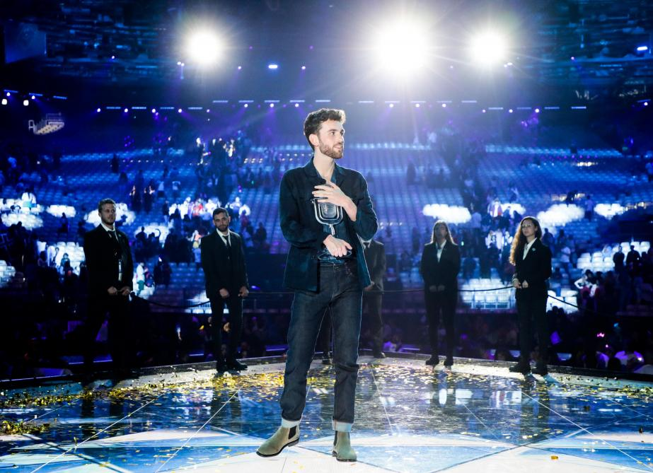 Les Pays-Bas choisissent Rotterdam pour organiser le prochain concours Eurovision