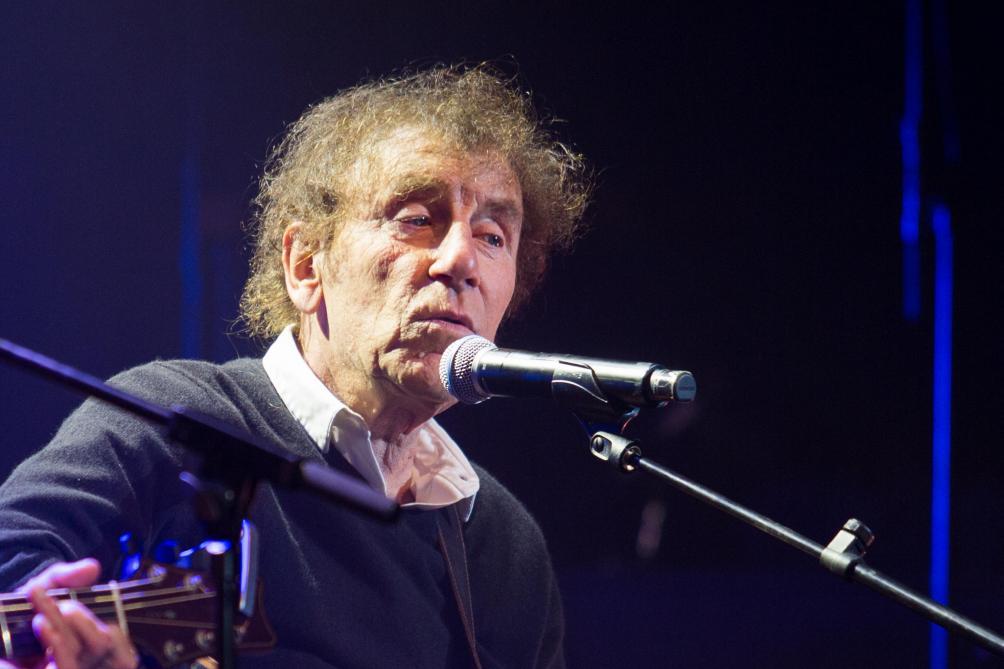 Alain Souchon dévoile deux nouvelles chansons, avec Lille comme décor