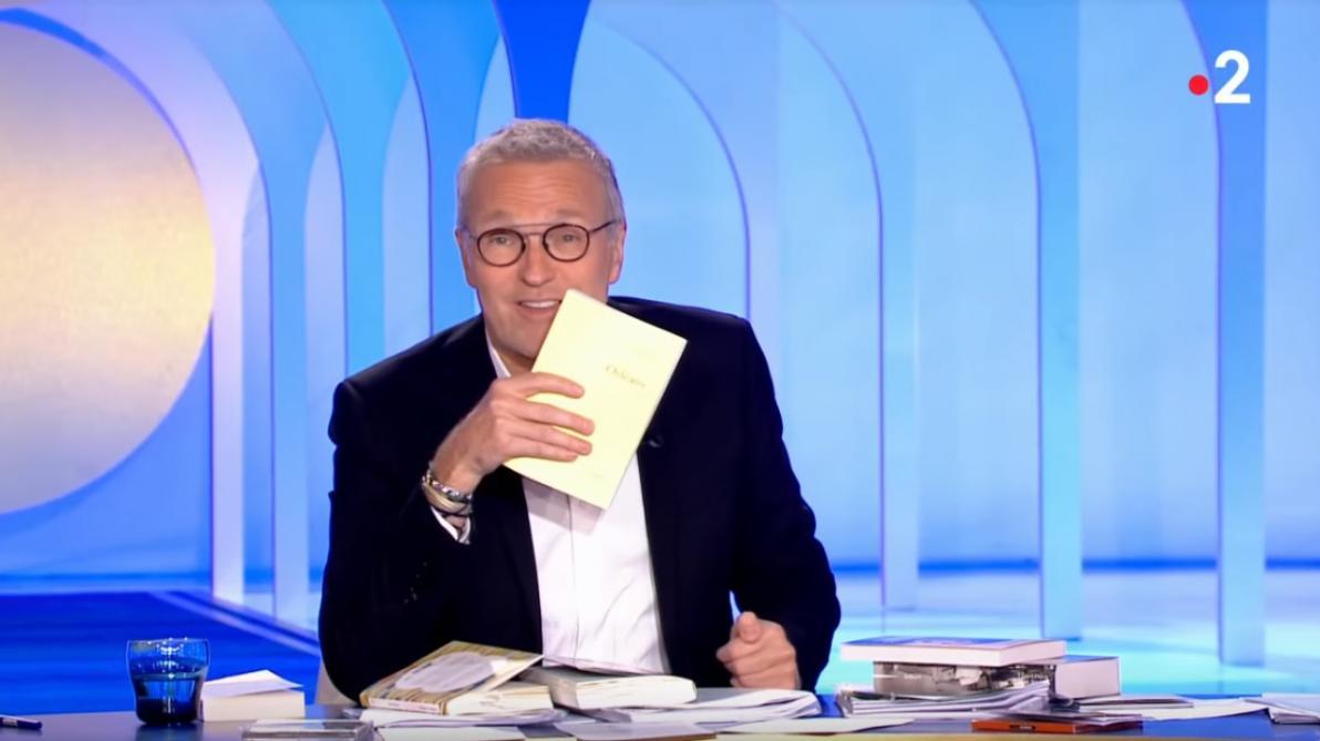 Yann Moix, de retour chez Ruquier, s'excuse pour ses dessins antisémites