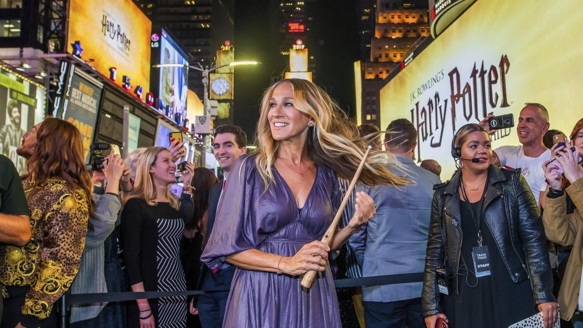 J.K.Rowling laisse entendre qu'une suite est possible — Harry Potter