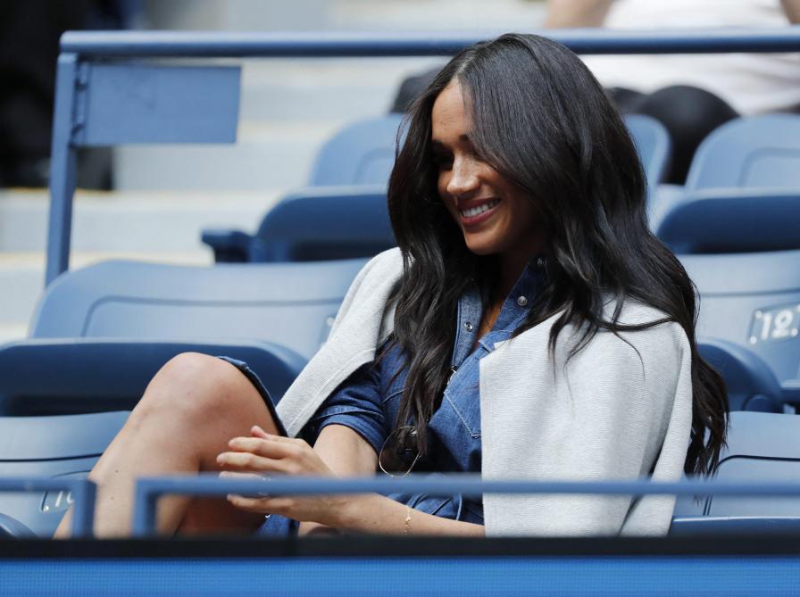 Meghan Markle, fan royale de Serena Williams à l'US Open