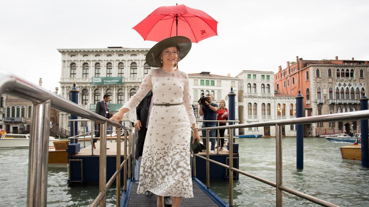 Mathilde à Venise, ou l'art de la diplomatie