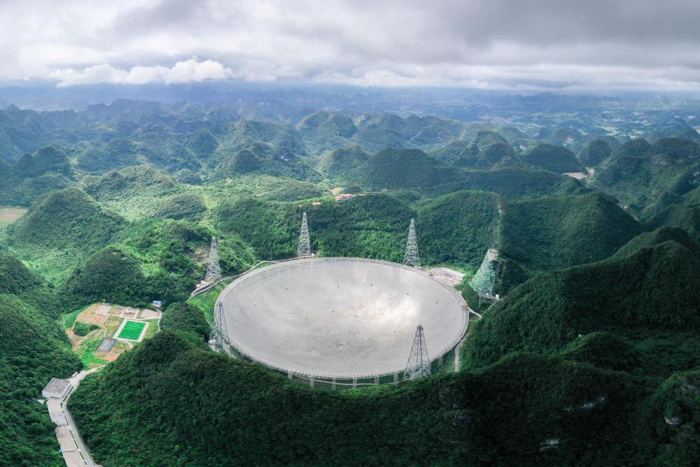 Le télescope géant chinois « Fast » a détecté des signaux qui fascinent les chercheurs