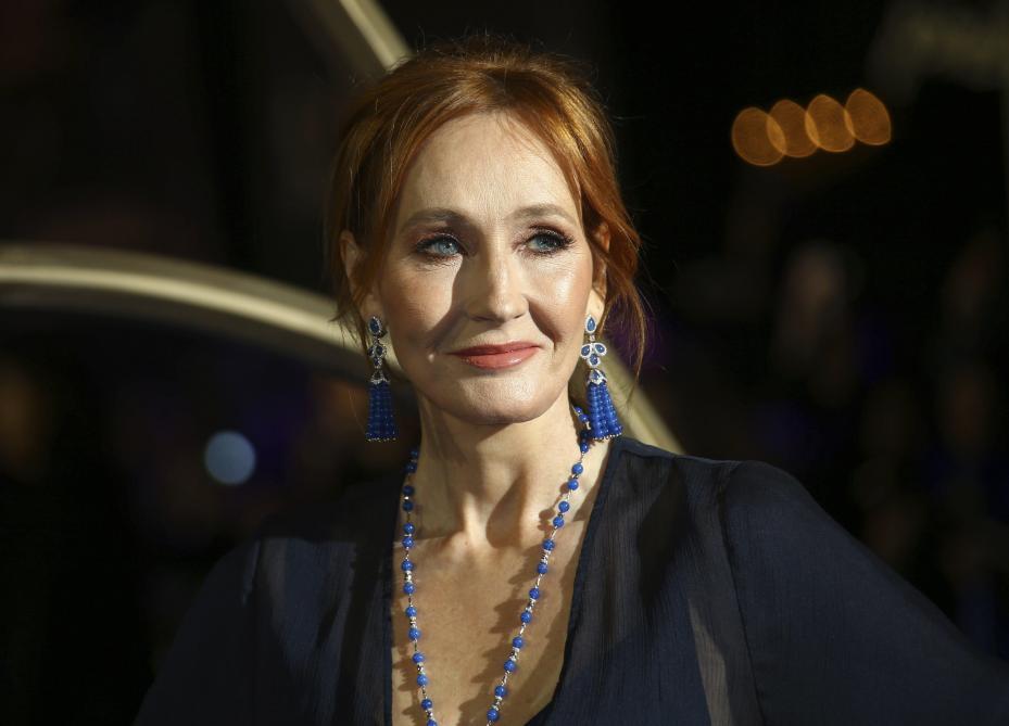 J.K. Rowling donne 19 millions de dollars pour la recherche