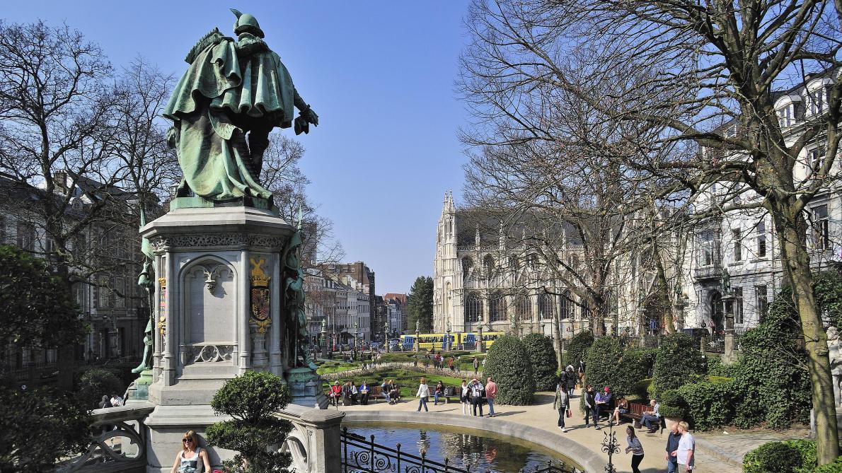Balade dans le Bruxelles du XVIe siècle