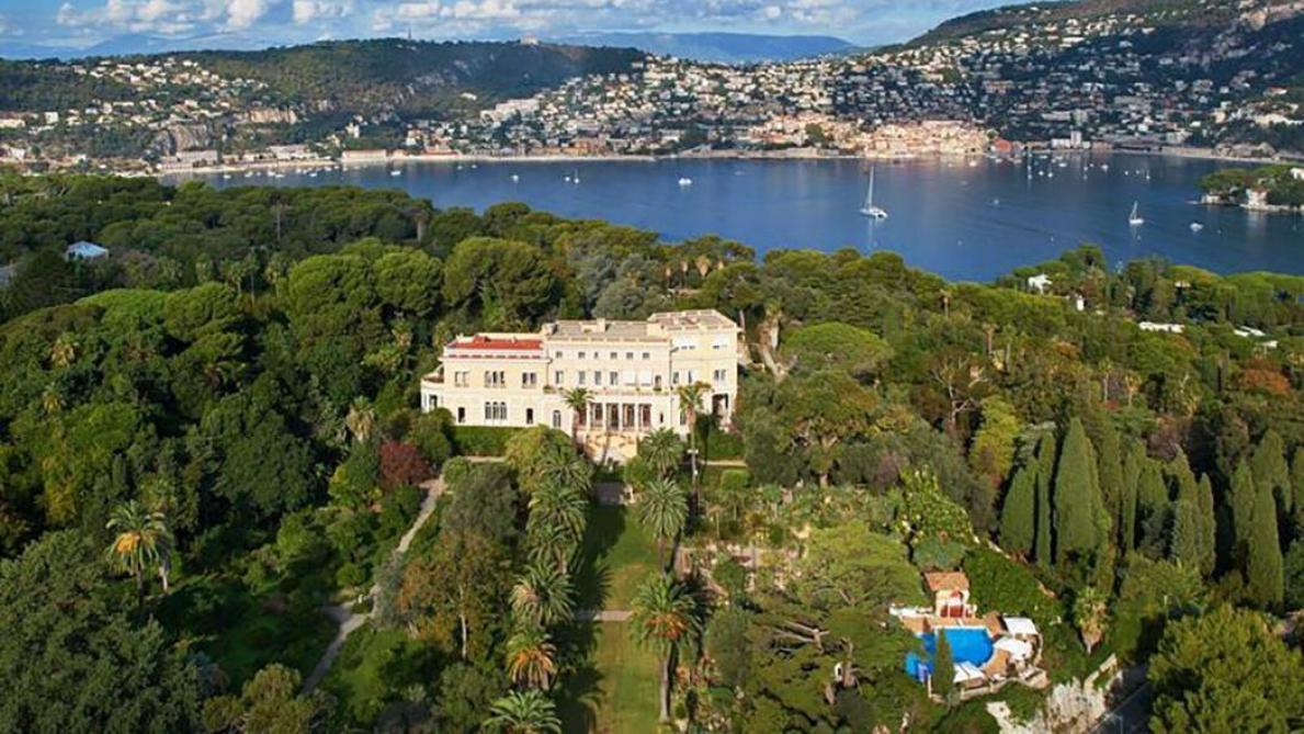 La villa de Léopold II vendue 200 millions d'euros: retour sur ce petit coin de paradis