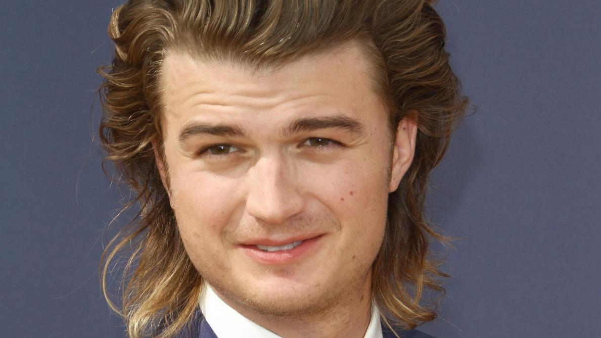 Joe Keery, alias Steve Harrington dans Stranger Things, a coupé ses cheveux: les internautes se moquent de sa nouvelle coupe (photos)