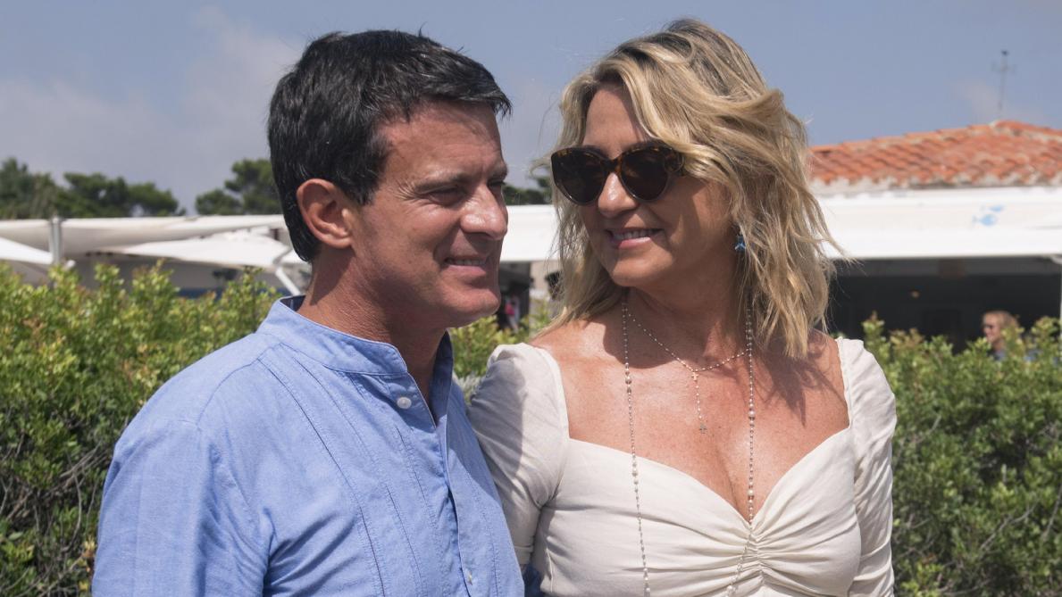 Mariage de Manuel Valls: tout de blanc vêtu, il a enflammé la piste de danse sur un tube des Gispy Kings (vidéo)