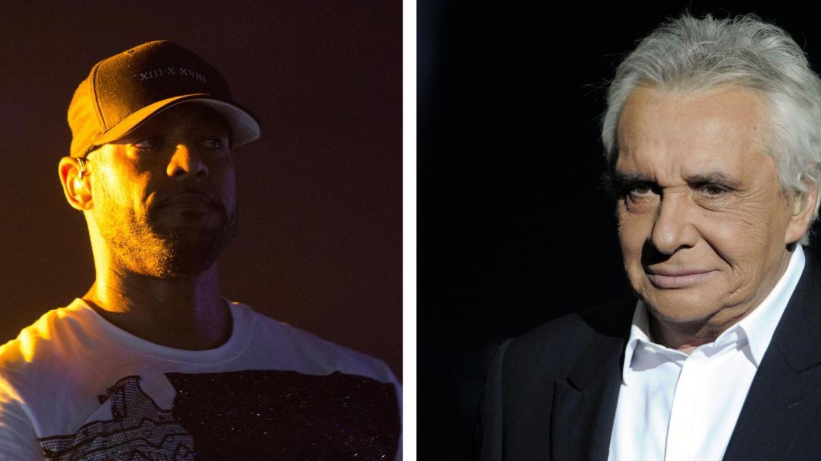 Improbable clash entre Booba et Michel Sardou: entre rap violent et peine de mort