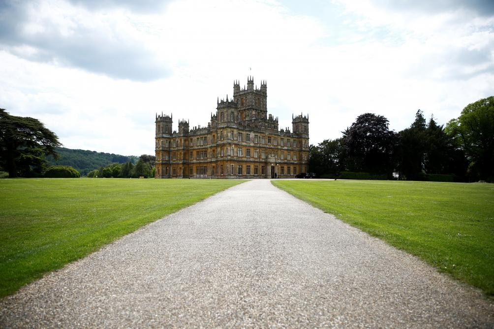 Le château de Downton Abbey à louer sur Airbnb pour une nuit au mois de novembre prochain