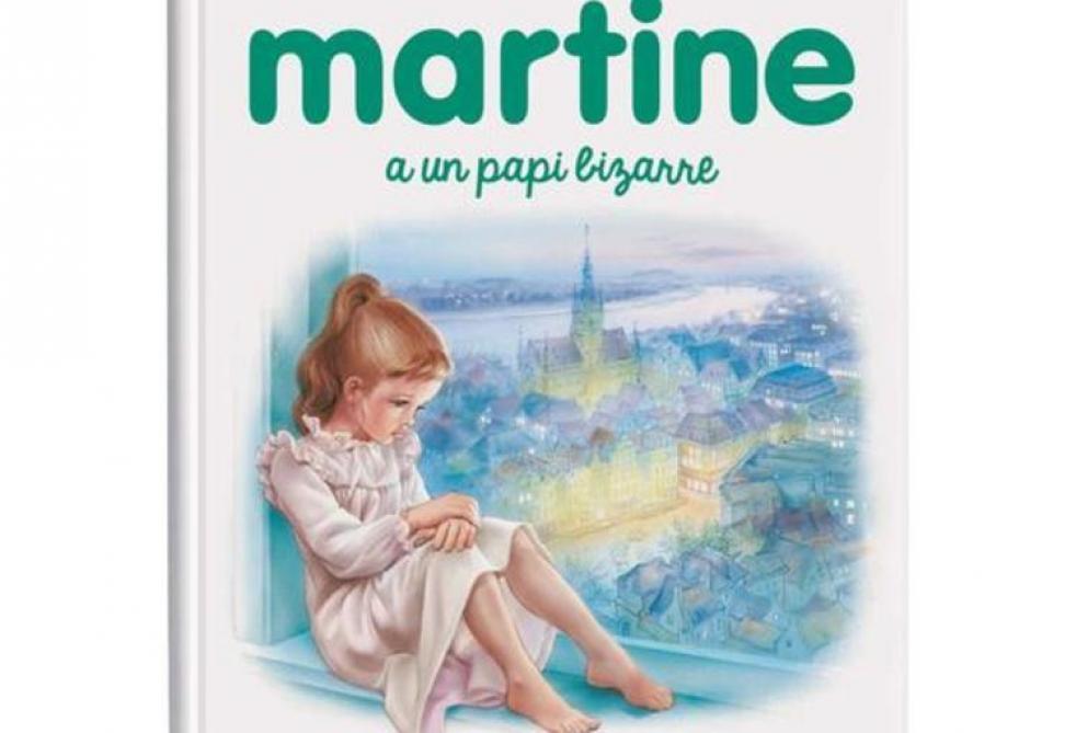 Une édition spéciale des aventures de Martine pour soutenir la Ligue Alzheimer