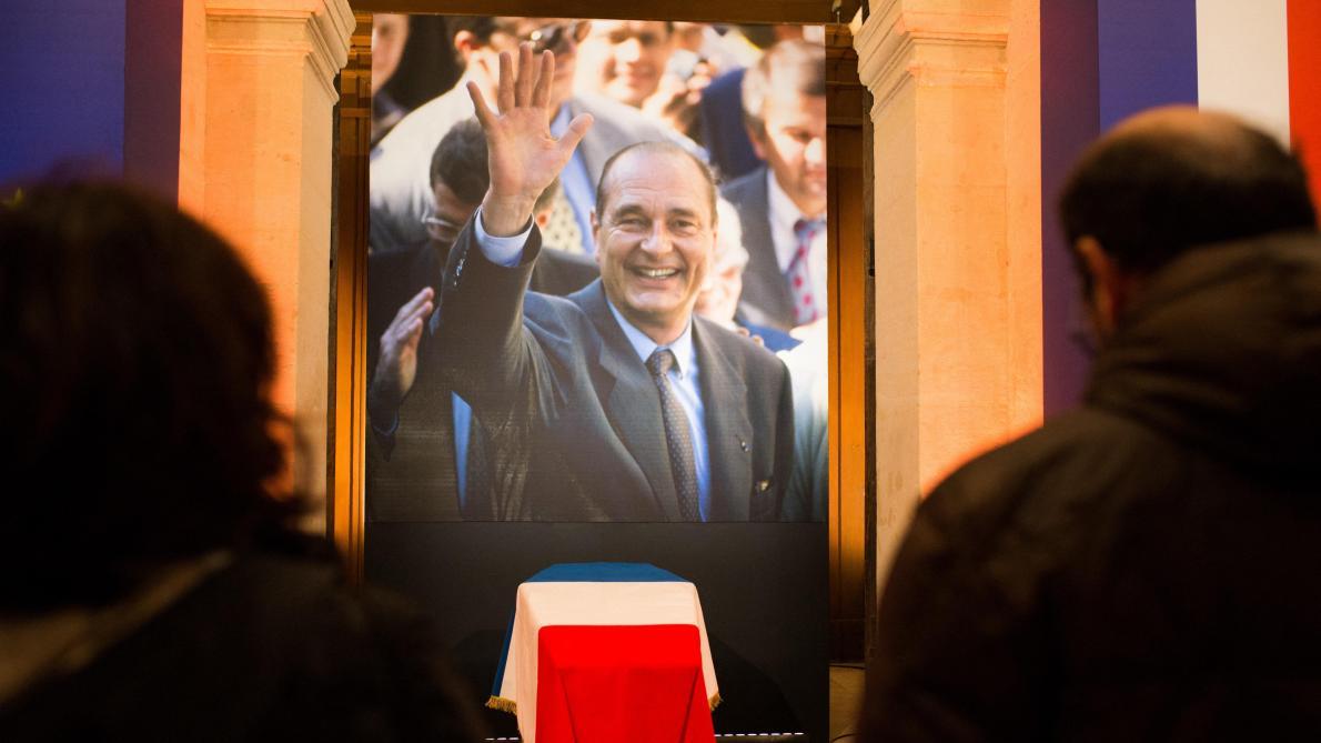 PHOTOS | L'ultime adieu à Jacques Chirac