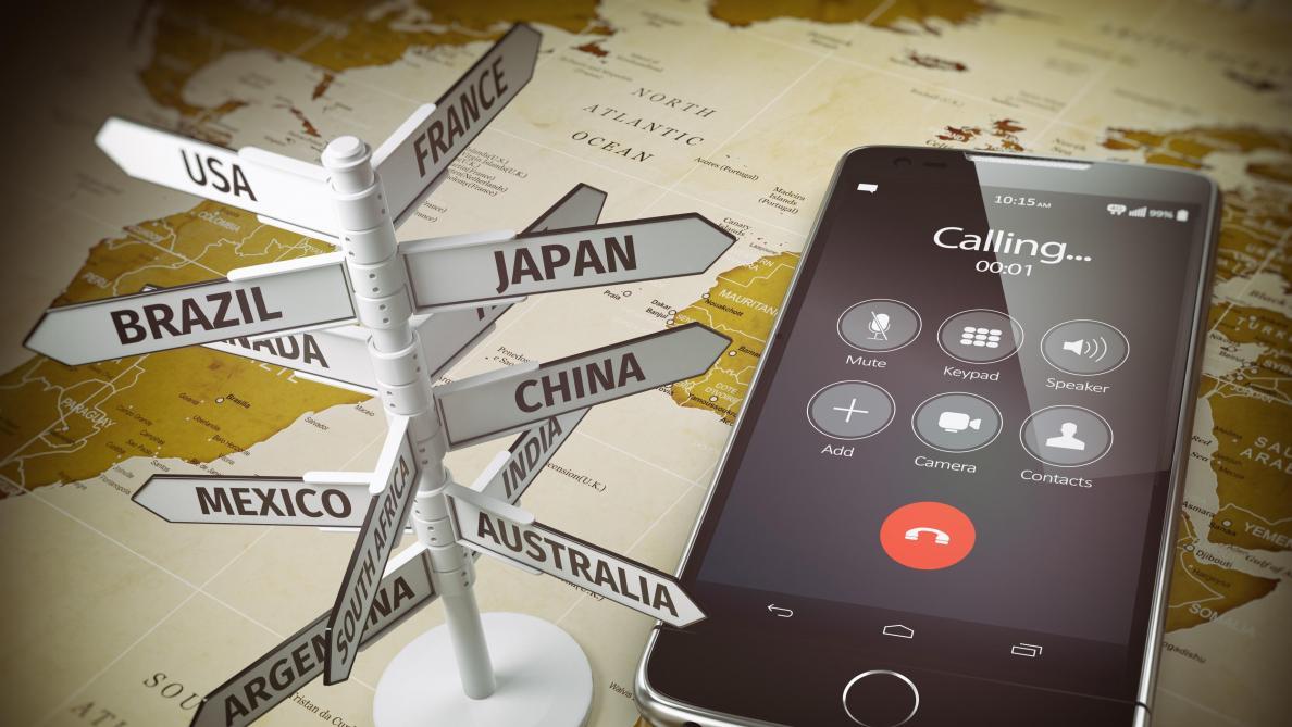 Kesako: le mystérieux «R» qui s'affiche sur votre smartphone