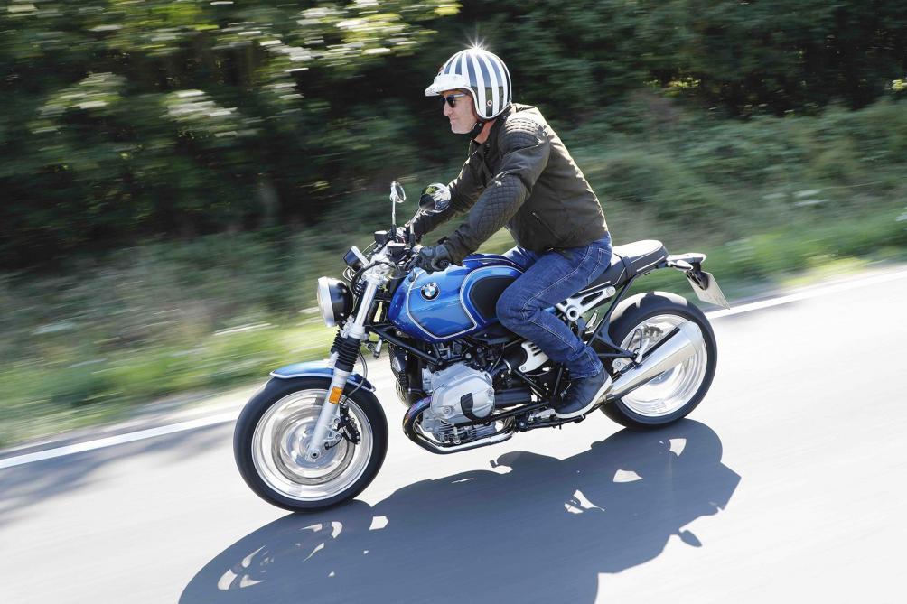 BMW R nine T/5: 50 ans d'histoire BMW