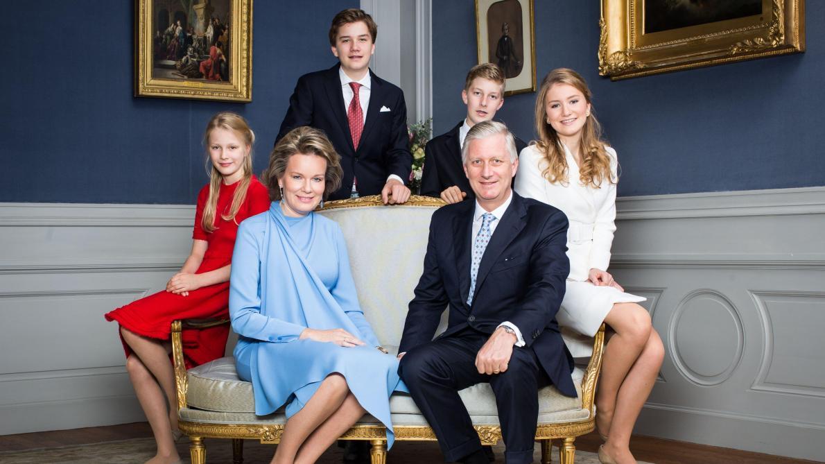 Au lendemain de l'anniversaire de la princesse Elisabeth, le Palais royal diffuse de nouvelles photos