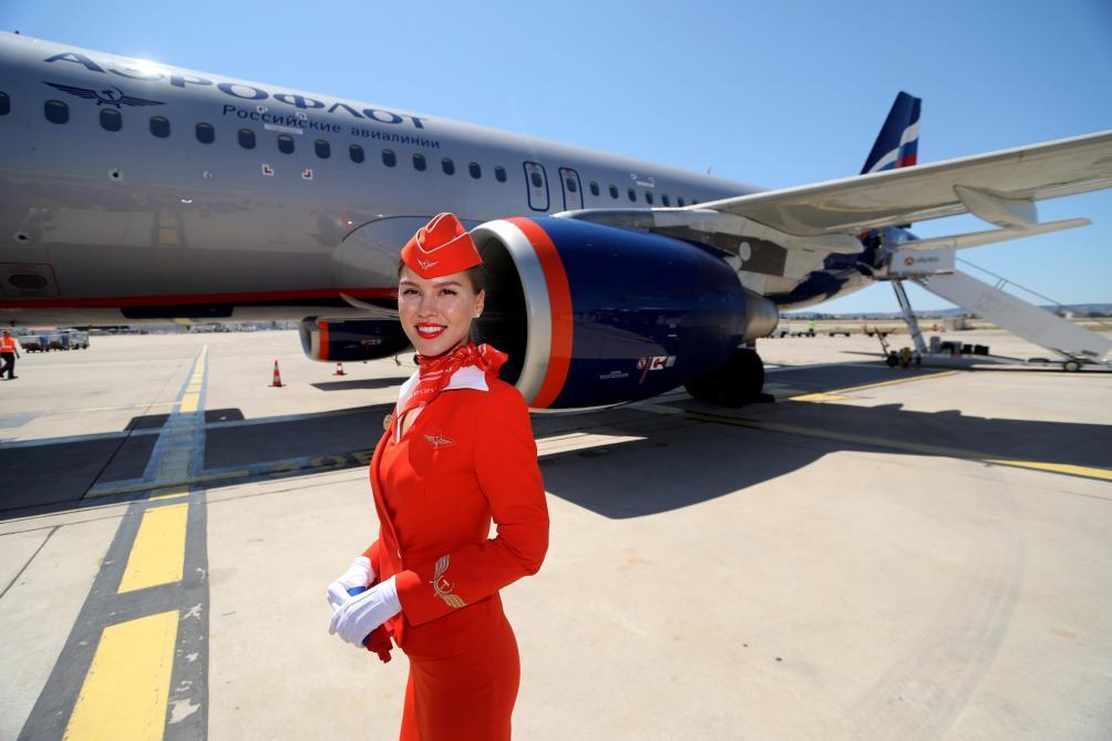 Une Hotesse De L Air Forcee D Interrompre Des Ebats Sexuels En