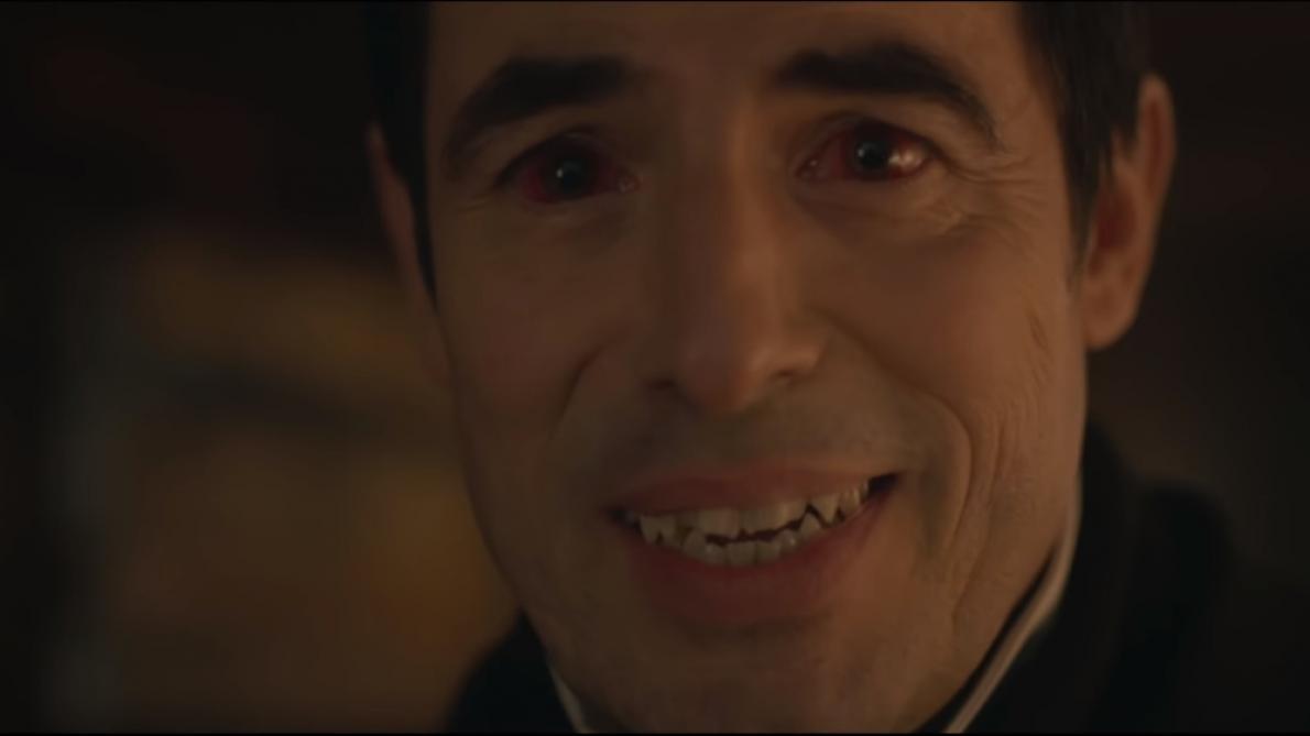 Dracula : Le vampire de BBC/Netflix se dévoile avec un teaser trailer