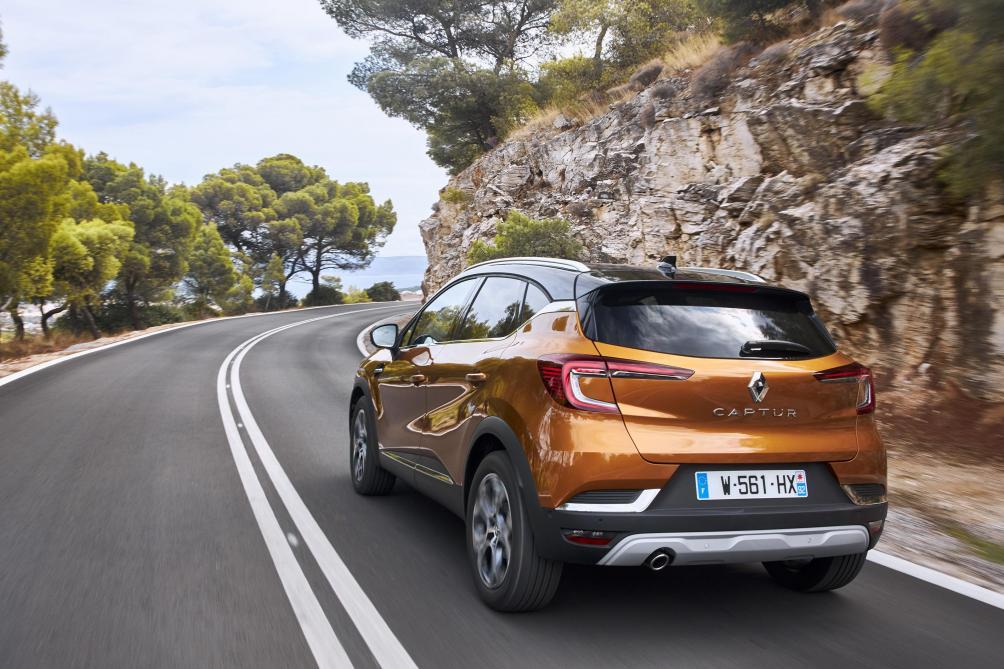 Renault Captur: il dégage un charme fou!