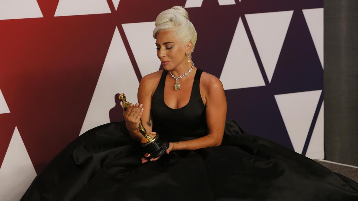 Lady Gaga va jouer la Veuve Noire de l'empire Gucci