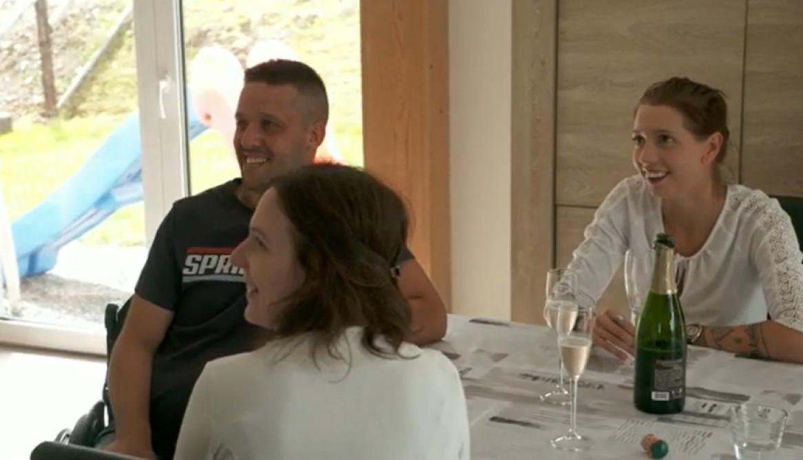 «Le fantasme de l'ascenseur, je l'ai à domicile»: Julie est emballée par l'élévateur de François dans l'«Amour est dans le pré» (vidéo)