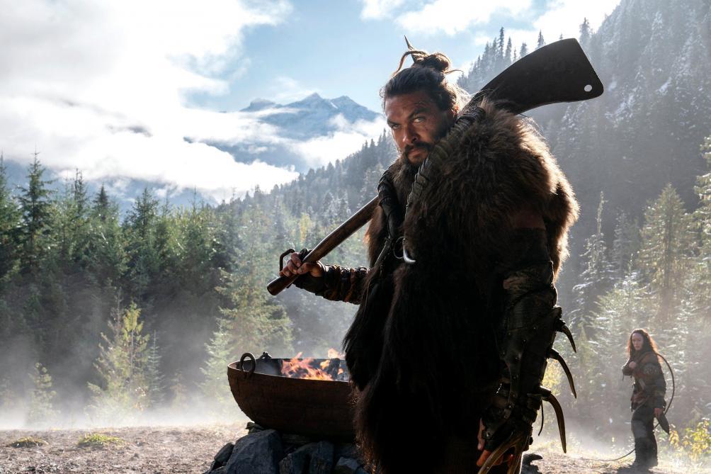Jason Momoa: «See, c'est le nouveau Game of Thrones»