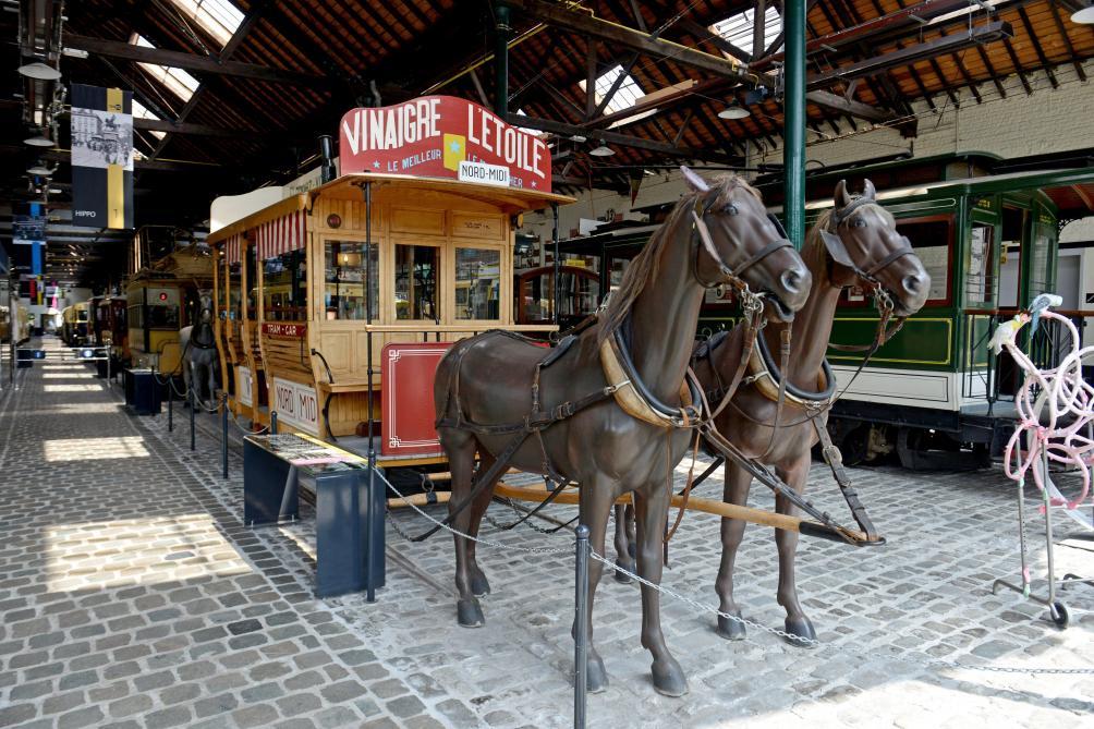 La fabuleuse histoire du tramway bruxellois