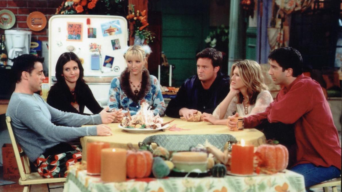 Les stars de la série en discussion pour un nouvel épisode — Friends