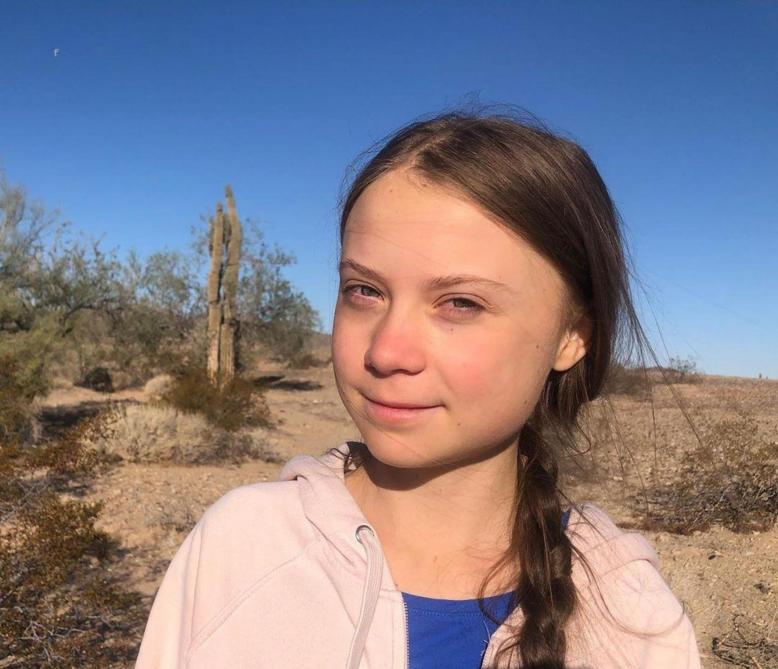 Ce sosie du 19e siècle qui rend les internautes fous — Greta Thunberg
