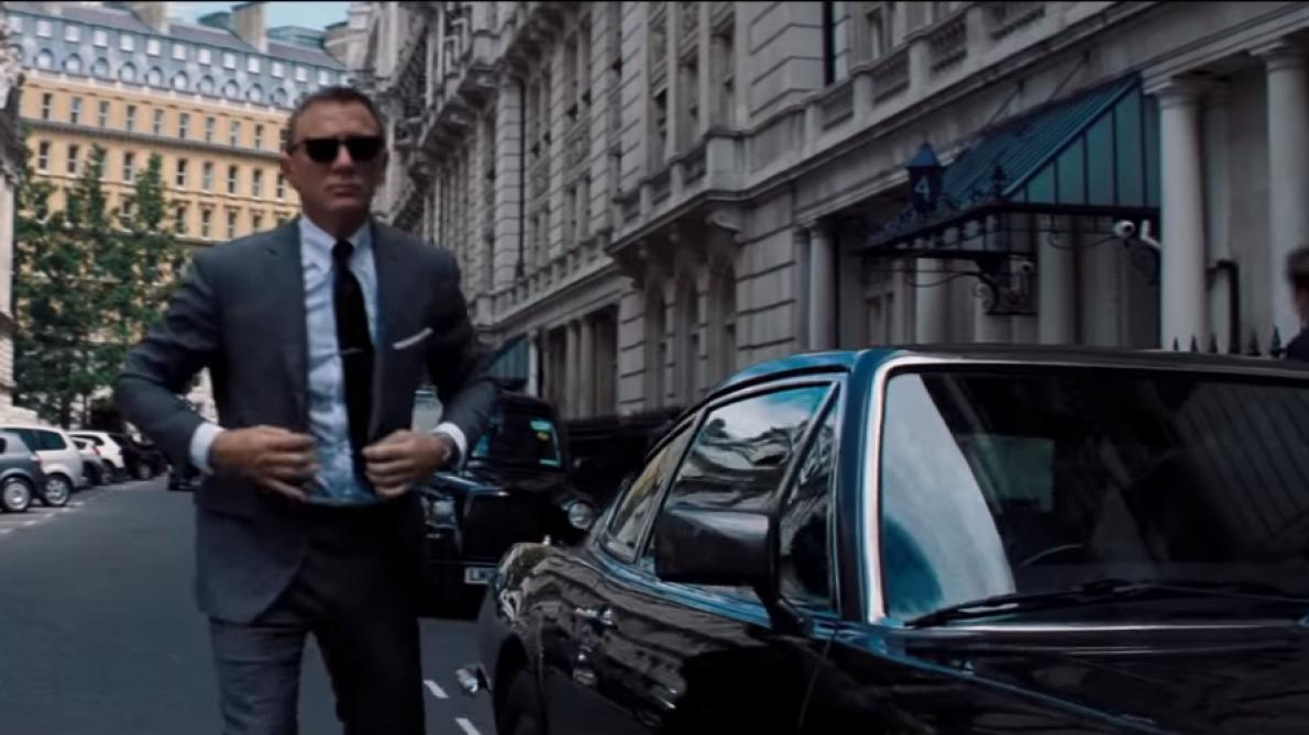 No Time to Die, 14 secondes du prochain James Bond