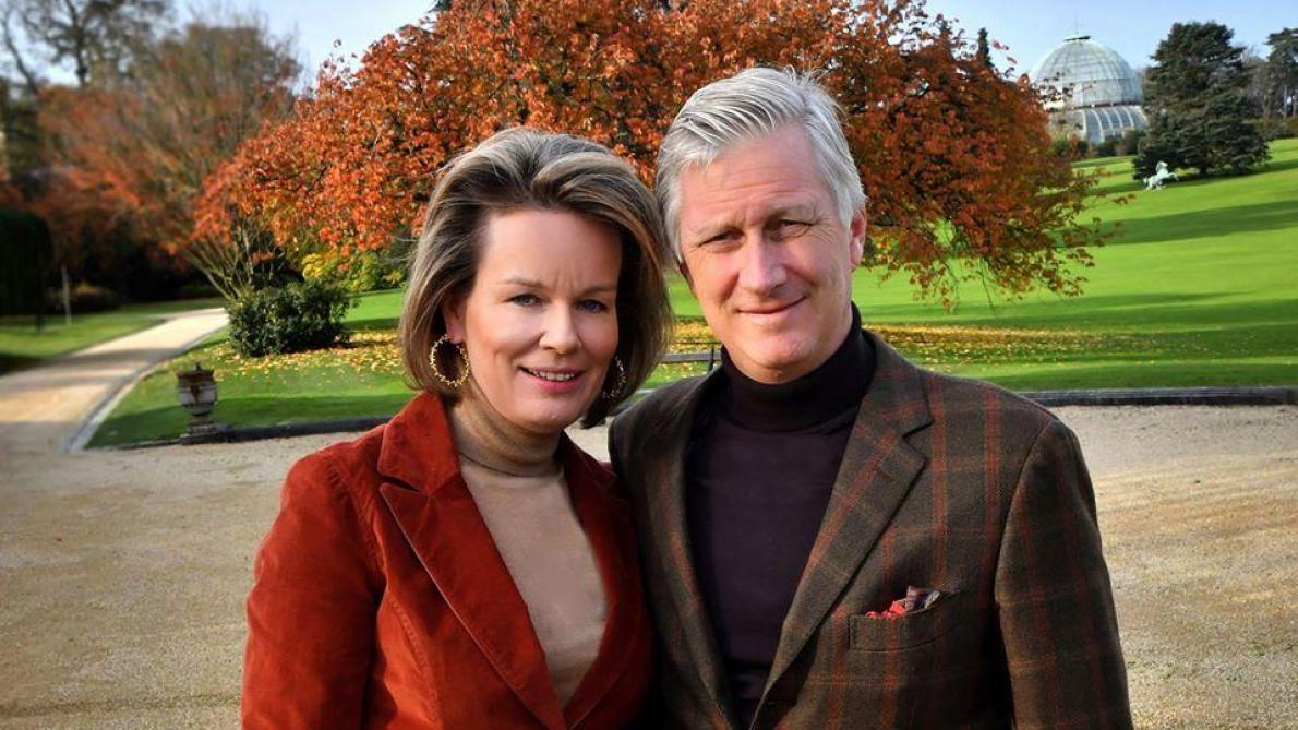 20 ans de mariage du roi Philippe et de la reine Mathilde: le Palais dévoile des photos inédites du couple
