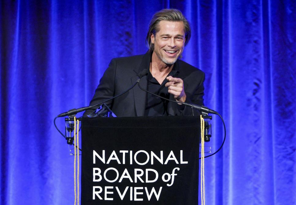 L'émouvant message de Brad Pitt à son ami Bradley Cooper