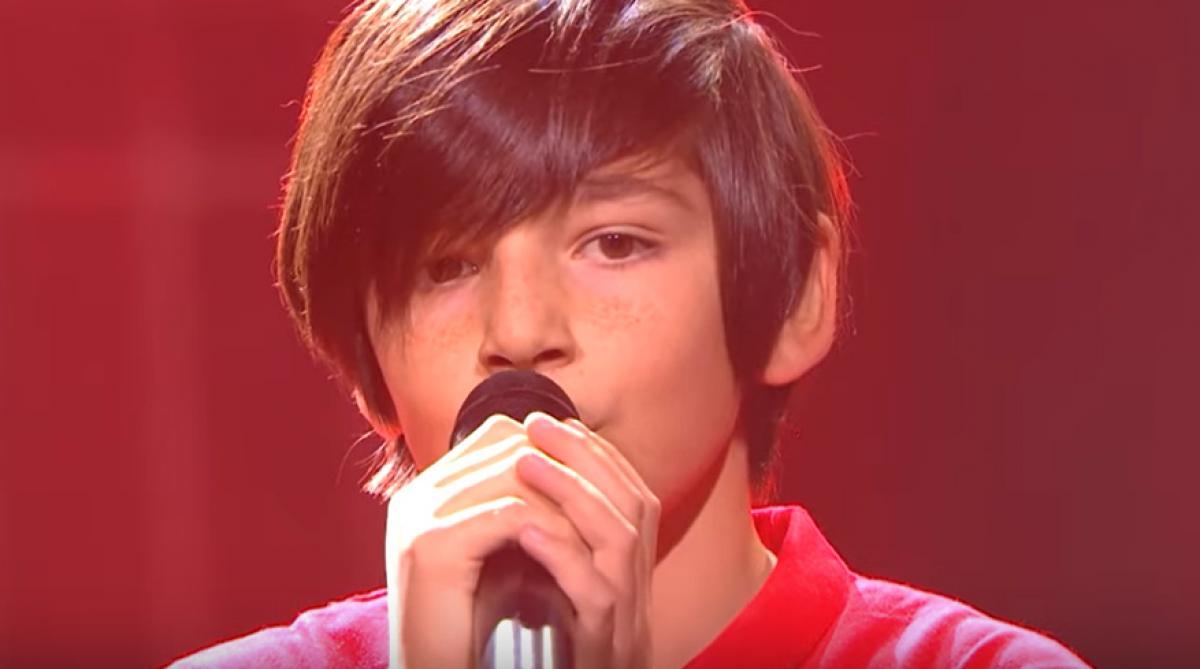 « The Voice Kids » : standing ovation pour Amos grâce à sa reprise de « Carmen » (vidéo)